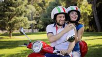 Ancient Roman Castles on a Vespa, Rome, Bike & Mountain Bike Tours