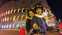 Night in Rome on a Vespa, Rome, Vespa Rentals