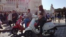 Roma Cristiana on a Vespa, Rome, Vespa Rentals