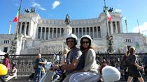 Squares of Rome in Vespa with Lunch, Rome, Vespa, Scooter & Moped Tours