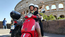 Vespa 125cc Rental Rome , Rome, Vespa Rentals