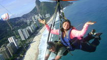 Hang Gliding Tour from Rio de Janeiro, Rio de Janeiro, City Tours