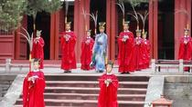 4 Hour Private Walking Tour to Lama Temple Confucius Temple Imperial College with Dim Sum Meal,...