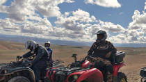 Half day Quad adventure , camel experience and dinner on sunset in Agafay desert of Marrakech, ...