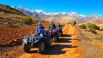 Une demi-journée en quad dans le barrage de Takerkoust, Marrakech, Day Trips
