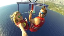 Four Adventures: Parasailing, Sharks and Stingray, Catamaran Cruise and Snorkeling from Punta Cana, ...