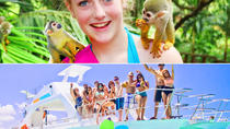 Monkey Island wild life Eco Adv : Catamarán Attractions and Reef Explore from Punta Cana, ...