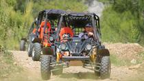 Private Dune Boogie Experience: Farallon Beach and Spring Water Cave, Punta Cana, Private...