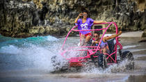 Punta Cana Discovery Package: Dune Buggy Adventure and Catamaran Cruise, Punta Cana, Day Cruises
