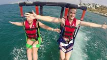 Punta Cana Parasailing Adventure with Shark and Stingray Encounter, Punta Cana, Parasailing