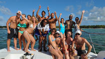 Punta Cana Party Catamaran Cruise, Punta Cana, Sunset Cruises