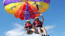 Two Great Adventures: Parasail Experience and Shopping Tour From Punta Cana, Punta Cana
