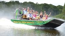 Private Airboat Tour on Lake Panasoffkee, Crystal River, Airboat Tours
