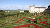 Small-Group Day Tour of Loire Valley: Villandry, Chinon and Langeais with Wine Tasting from Tours,...