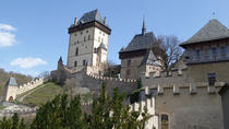 Countryside Tour on E-Bikes from Prague to Karlstejn Castle, Prague, Bike & Mountain Bike Tours