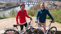 E-Bike Panoramic City Tour of Prague con il Castello di Praga, Praga, Tour in bici e mountain bike