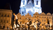 Guided Night Time Bike Ride in Prague, Prague, Night Tours