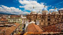 Cuenca Half-Day City Tour Including Mirador de Turi, Cuenca, Half-day Tours