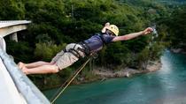 Santiago de Querétaro Puenting Jumping Adventure, Queretaro, Adrenaline & Extreme