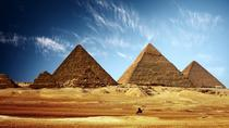 1-Day Tour from Cairo to Egyptian Museum and Giza Pyramids with Camel Ride, Cairo, Private Day Trips