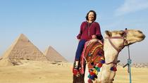 10-Hour Private Layover Tour: Giza Pyramids and Egyptian Museum from Cairo Airport, Cairo, Private ...