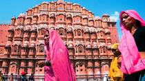 Half-Day Amber Fort and Sisodia Palace Garden Tour, Jaipur, Private Sightseeing Tours