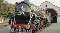 Private Day Trip from Delhi to Steam Locomotive Shed and Rail Museum in Rewari, New Delhi, Private...