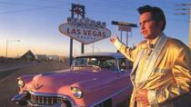 Private Las Vegas Pink Cadillac Strip Photo Tour with Elvis, Las Vegas, Private Sightseeing Tours