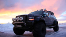 Eyjafjallajökull Volcano and Black Beaches of Iceland Experience in a Super Jeep from ...