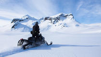 Wonders of Iceland: Golden Circle and Glacier Snowmobiling from Reykjavik, Reykjavik, 4WD, ATV & ...