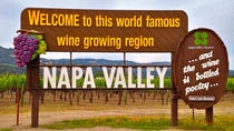 Private Full-Day Napa Wine Tour in a Luxury Vehicle, San Francisco, Wine Tasting & Winery Tours