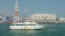 Return Transfer to Venice St Mark's Square from Punta Sabbioni, Venice, Day Cruises