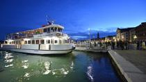 Venice by Night Cruise with Prosecco from Punta Sabbioni, Venice, Night Cruises