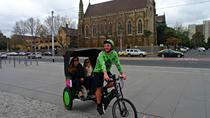 Fitzroy Rickshaw Tour, Melbourne, City Tours