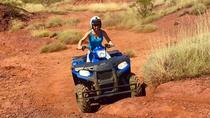 Aussie Outback Air and Land Tour Including Quad Bike Ride, Ayers Rock, Helicopter Tours
