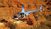 The Ultimate Combined Kings Canyon and Red Center Experience by Air, Ayers Rock, Air Tours