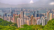 5-Hour Group Tour: Hong Kong City Overview with Hotel Pickup in Kowloon, Hong Kong, Bus & Minivan ...