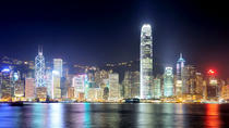 Afternoon City Coach Tour Plus Dinner Cruise with Hotel Pickup in Hong Kong Island, Hong Kong