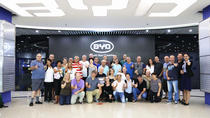 BYD Shenzhen Factory Tour With Pickup From Hong Kong, Hong Kong, Cultural Tours