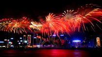 Chinese New Year Fireworks Cruise in Hong Kong, 香港