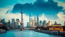 Coach Day Tour: Classic and Modern Shanghai with Lunch, Shanghai, Walking Tours
