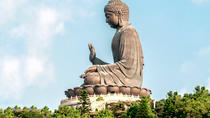 Coach Day Tour - Lantau Island Visiting och Giant Buddha Cable Car Tour Plus Tai O Boat Ride, Hongkong, Dagsturer