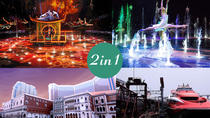 E-Ticket Combo: 2-Way HKG to Macau Ferry Ticket plus The House of Dancing Water, Hong Kong