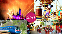 E-Ticket Combo: Airport Express plus Hong Kong Disneyland, Hong Kong SAR, Attraction Tickets