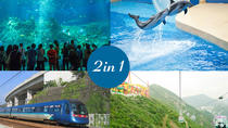 E-Ticket Combo: Airport Express plus Ocean Park Admission Ticket in Hong Kong, Hong Kong SAR, Theme ...