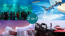 E-Ticket Combo: Hong Kong Ocean Park plus 2-Way HKG to Macau Turbojet Tickets, Hong Kong SAR, ...