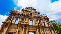 Full-Day Macau Sightseeing Tour with Transfer to Hong Kong, Macau SAR, Bus & Minivan Tours