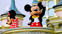 Hong Kong Disneyland Admission with Transfers from Kowloon Area, Hong Kong SAR, Disney® Parks