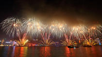 Hong Kong Handover to China Anniversary Fireworks Cruise plus City Overview Tour, Hong Kong, ...