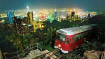 Hong Kong Night Tour: Peak Tram Rides plus Madame Tussauds, Hong Kong, Bus & Minivan Tours